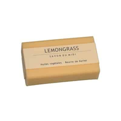 Sæbebar lemongrass